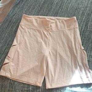 Victoria's Secret biker shorts